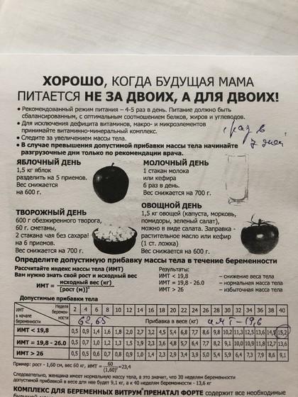 Какие витамины для беременных в груше 74