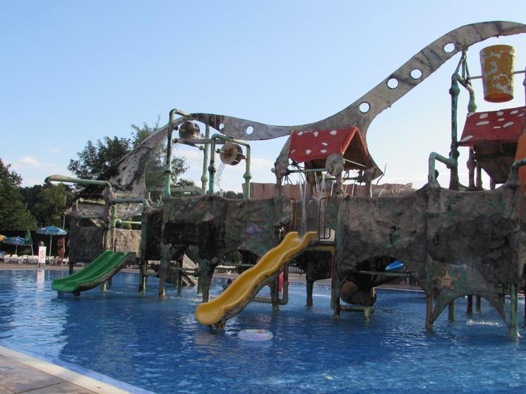 Аквапарк в болгарии