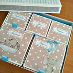 Фотоальбом со слоником и мамины сокровища для малыша