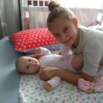 мои красавицы дочурки