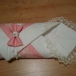 Конверт одеяльце на выписку ❤