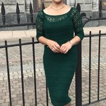 Платье-крючком