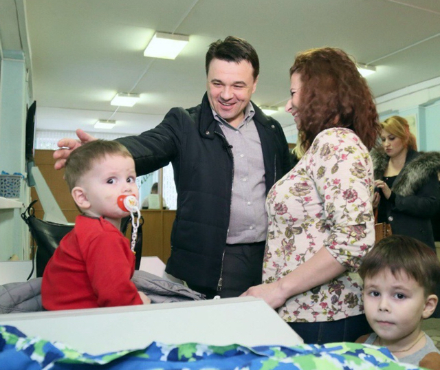 Детские пособия во Владимире и Владимирской области