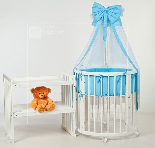 Лучшие фирмы кроваток для новорожденных