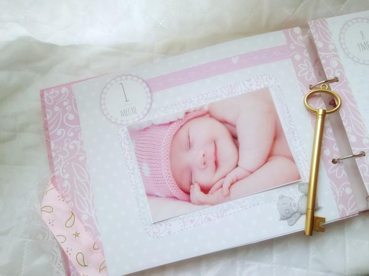 Бесценный фотоальбом для любящей мамы!