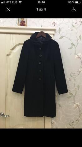 Отдам пальто и мужской пиджак