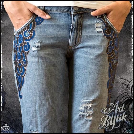 выгодный вариант где покрасить джинсы в белгороде станция