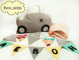 Бортики,конверты на выписку и игрушки от МатрЁны!моя визитка