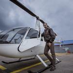 Фотосъёмка с вертолётом для всей семьи .
