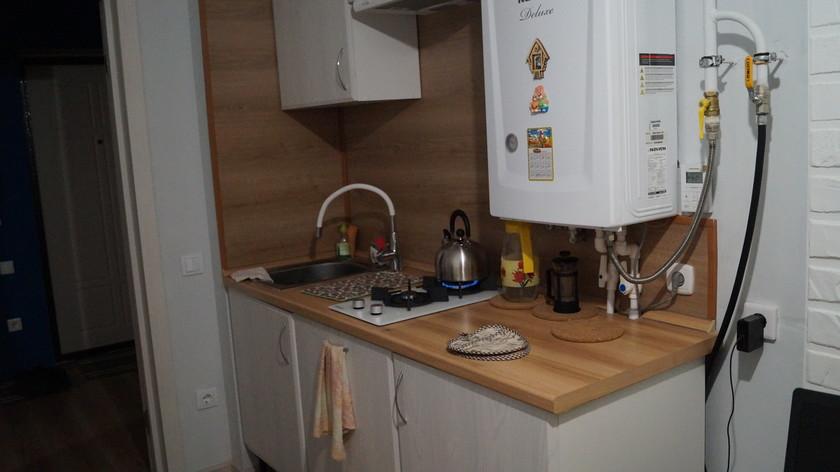 Наша квартирка)