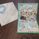 Моя первая скрап-открытка