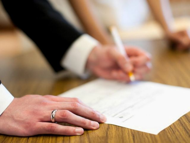 Как происходит регистрация брака в загсе