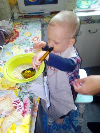 Чем накормить ребенка перед садиком