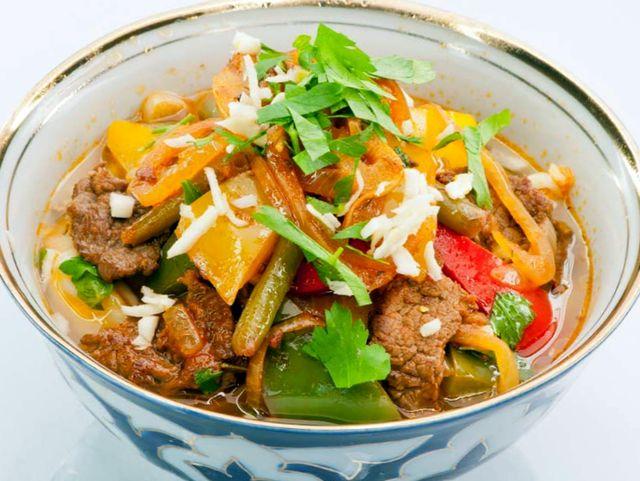 Лагман в домашних условиях рецепт татарский 25