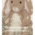 Плюшевый заяц.