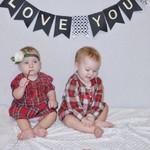 Открытки 11 месяцев двойняшкам, месяцем малыша