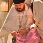 Фотосессия новорожденных, детей до года, таинство Крещения