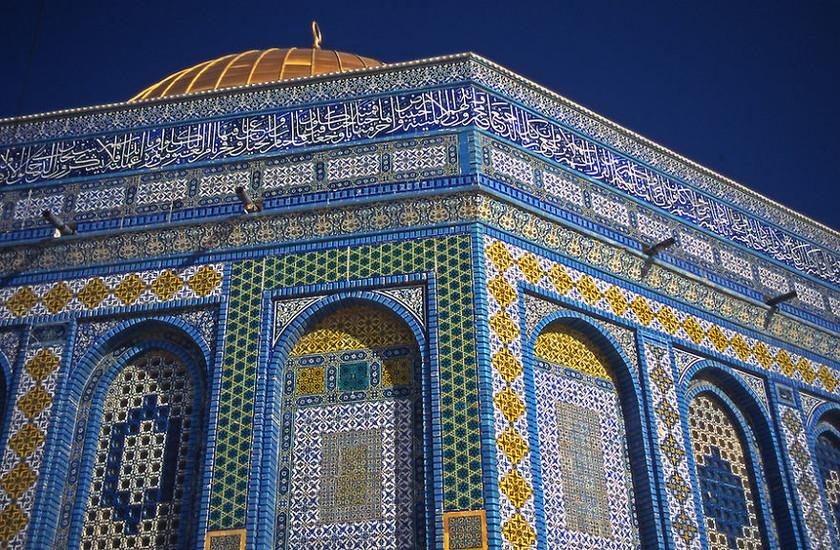 Чудеса исламской архитектуры: 44 фотографии мечетей.
