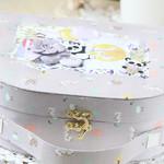 Альбом-чемоданчик для малышки
