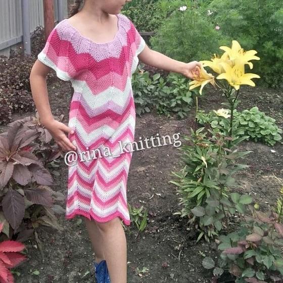 Платье для доченьки