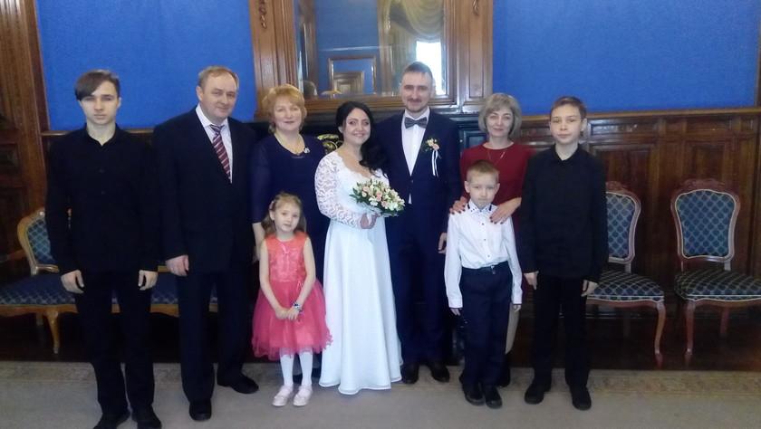 Свадьбы старшего сына