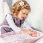 Малышка Эми с памперсом от фабрики Schildkroet