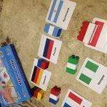 Наши игры с флагами стран мира