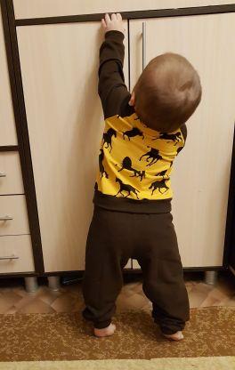 Обновочки для сыночка своими руками