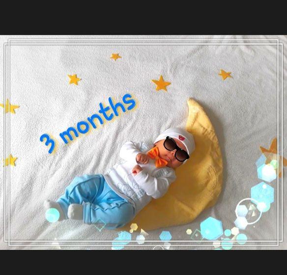 3 месяца ребенку поздравления в стихах и с картинками, юбилей лет